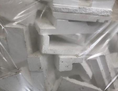 Polystyrol - Verpackung